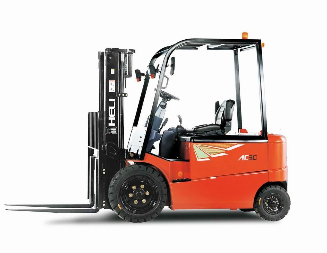 DEWARS FORK TRUCKS LTD